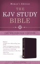 KJV Study Bible Women's Edition-Indexed (Brown Genuine Leather)