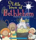 O Little Town Of Bethlehem: A Sing Along Christmas Carol Book
