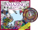 Color With Music: Amazing Grace (With CD)