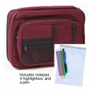 Canvas Study Kit (Burgundy XL)