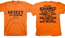 Guilty As Charged Shirt (Large)