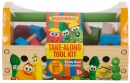 VeggieTales Take Along Tool Kit (Wooden)