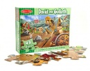 David & Goliath Puzzle (48 Piece)