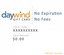 daywind.com Gift Card image