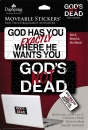 God's Not Dead: Moveable Stickers