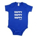 Duck Commander Happy Onesie: 24 Month | Blue