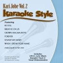 Karaoke Style: Kari Jobe, Vol. 2
