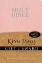 KJV Gift & Award Bible (Pink)