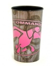 Duck Commander Souvenir Cup: Pink Logo (22 Ounces)