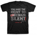 "God's Not Dead ""You Have the Right"" Shirt (Small)"