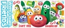 VeggieTales: 21 Giant Wall Decals