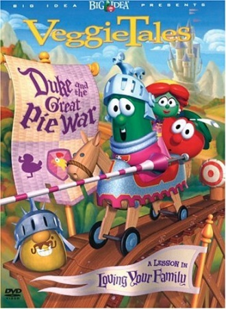 Duke & The Great Pie War (Super Sale)