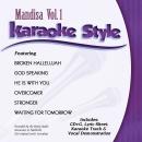 Karaoke Style: Mandisa, Vol. 1