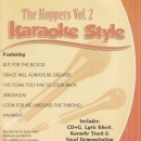 Karaoke Style: The Hoppers, Vol. 2