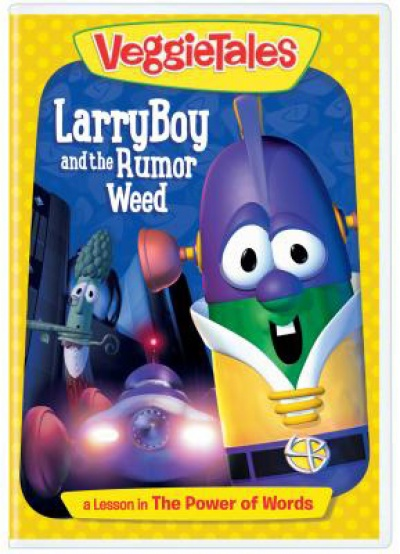 Larryboy and the Rumor...