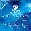 Great Is Thy Faithfulness image