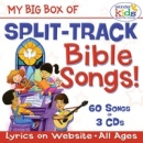 My Big Box of Split-Track Bible Songs