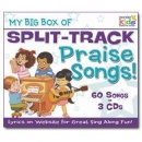 My Big Box of Split Track Praise Songs