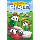 NIrV VeggieTales Bible, hardcover
