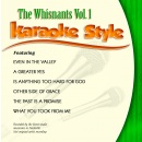 Karaoke Style: Whisnants Vol. One