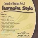 Karaoke Style: Country Hymns, Vol. 1