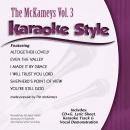 Karaoke Style: McKameys, Vol. 3