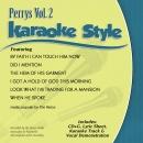 Karaoke Style: Perrys, Vol. 2