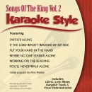 Karaoke Style: Songs Of The King, Vol. 2