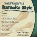 Karaoke Style: Soulful Worship, Vol. 2