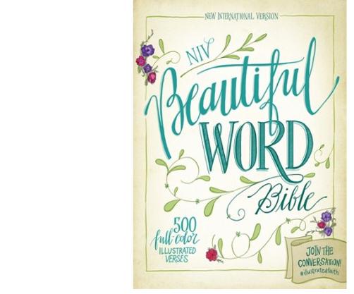 NIV Beautiful Word Bible