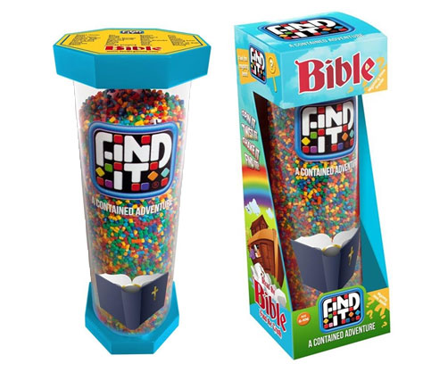 Bible Find It Game