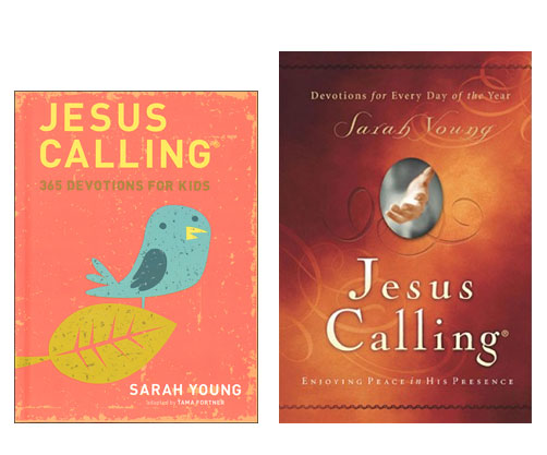 Jesus Calling Devotionals